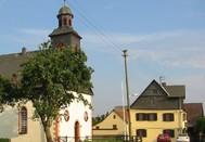 Kirche auf dem Wirberg